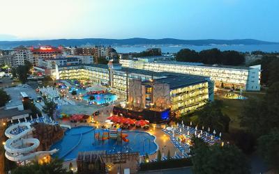 bulgarija-sauletas-krantas-Hotel- Kotva-view