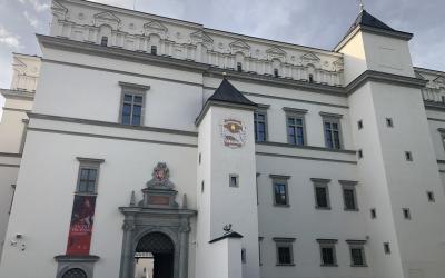 Valdovų rūmų fasadas