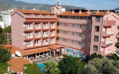Turkija. Marmaris. Kivilcim hotel