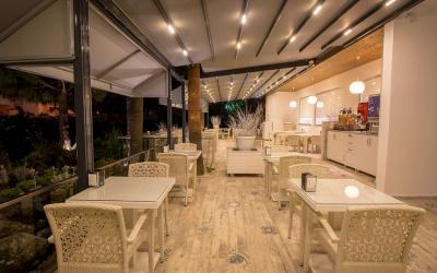Turkija. Marmaris - Ičmileras. Munamar Beach & Residence