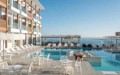 Graikija. Kretos sala. Ammos Beach Hotel