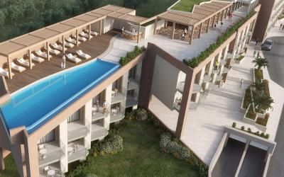Graikija. Kreta. Minos Ambassador All Suites & SPA