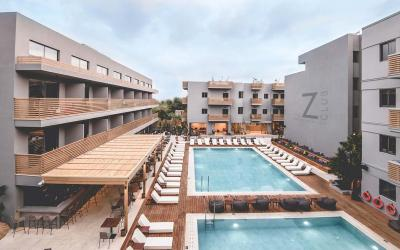 Graikija. Kreta. Zeus Hotels The Z Club