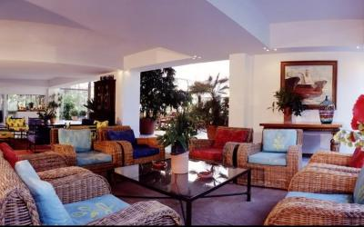 Graikija. Rodo sala. Dionysos Hotel