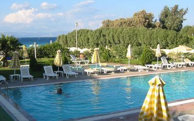 Graikija. Rodo sala. Pylea Beach Hotel