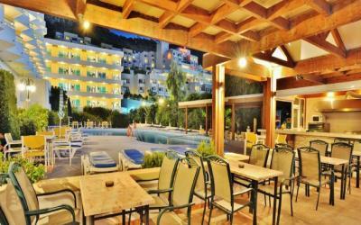 Graikija. Rodo sala. Lito hotel