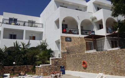 Graikija. Rodo sala. Ellia Hotel