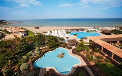 Graikija. Peloponesas. Aldemar Olympian Village Beach Resort