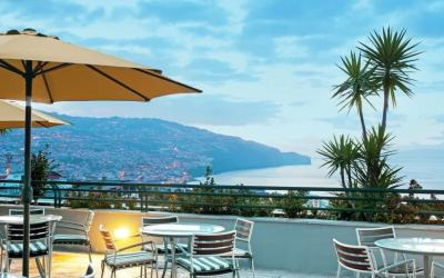 Portugalija. Madeiros sala. Madeira Panoramico Hotel