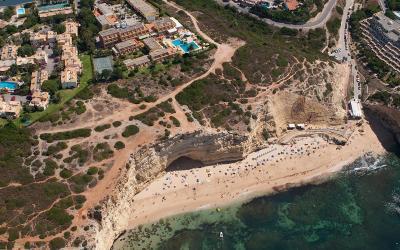 Portugalija. Algarvė. Karvueiras. Baia Cristal Beach & Spa Resort