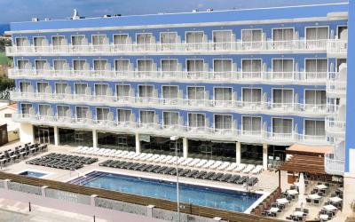 Ispanija. Kosta Dorada. A2 Cesar Augustus Hotel