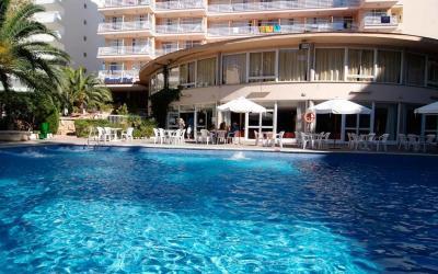 Ispanija. Maljorkos sala. Pinero Tal Hotel