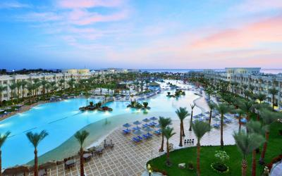 Egiptas. Hurgada. Albatros Palace Resort
