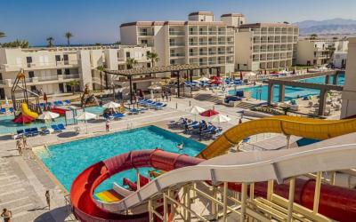 Egiptas. Soma Bey. Amarina Abu Soma Resort & Aqua Park