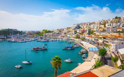 Piraeus Atėnai