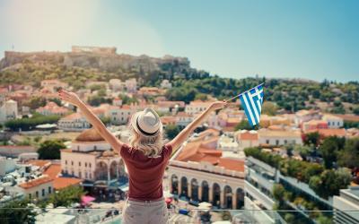 pažintis su Atėnais