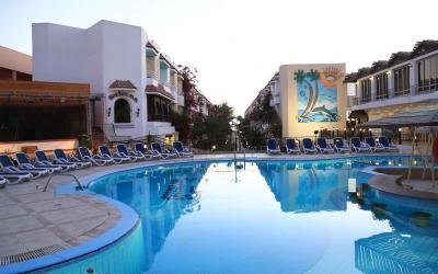 Egiptas. Hurgada. Minamark Beach Resort