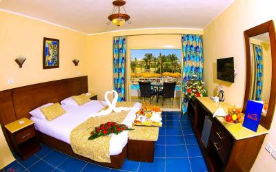 Egiptas. Hurgada. Mirage Bay Resort & Aqua Park