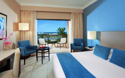 Egiptas. Hurgada. Jaz Aquamarine Resort