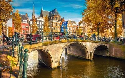 Amsterdamo kanalas