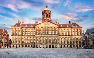 Karališkieji rūmai, Amsterdamas