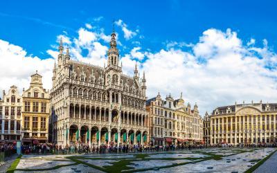 Gran Plias aikštė, Briuselis