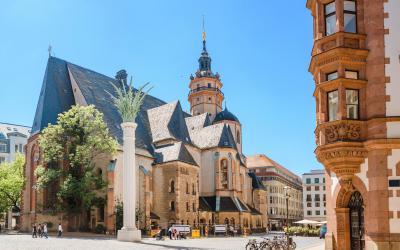 v. Nikolajaus bažnyčia, Leipcigas