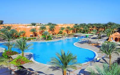 Egiptas. Hurgada. Madinat Makadis. Jaz Makadi Oasis Resort & Club