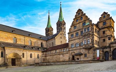 Bambergo katedra