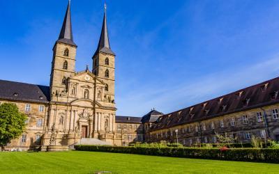 v. Martyno vienuolynas, Bambergas