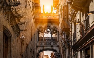 Barselonos gatvės