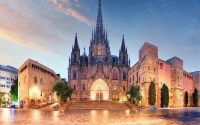 Barselonos Katedra