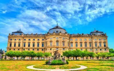 Viurcburgo rezidencija