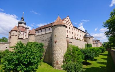 Marienburgo tvirtovė Viurcburge