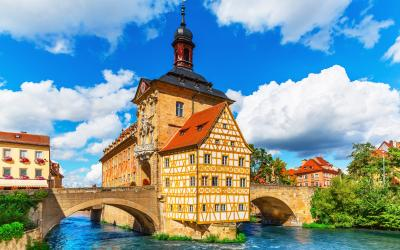 Bambergas, Vokietija