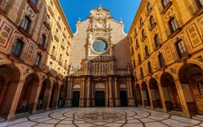 Monserat vienuolynas, Barselona