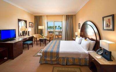 Egiptas. Hurgada. Makadi Bėjus. Stella Di Mare Beach Resort & Spa