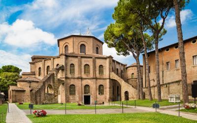 v. Vito katedra, Ravena
