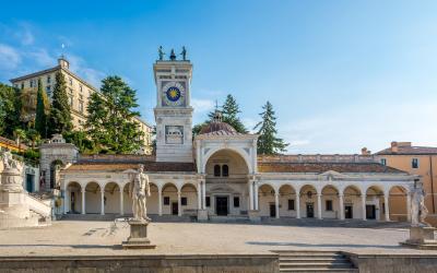 Laisvės rūmai, Udine