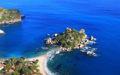 Italija. Sicilijos sala.