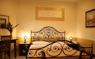 Italija. Sicilijos sala. Taormina. Džardini-Naksos. Hotel Villa Linda