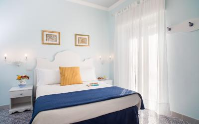 Italija. Sicilijos sala. Taormina. Džardini-Naksos. Hotel Villa Nefele
