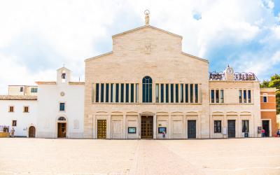 vienuolynas San Giovanni Rotondo, Apulia
