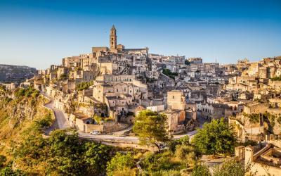 Matera, Apulija