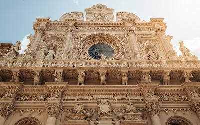 Santa Croce bazilika Lečėje