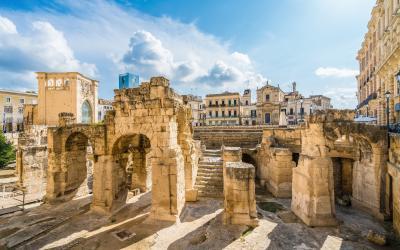 Senovės Romos amfiteatras Lečėje