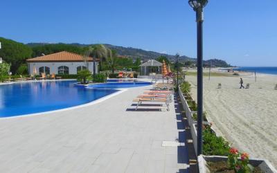Italija. Kalabrija. Montepaone Lido. Estella Club Village & Residence