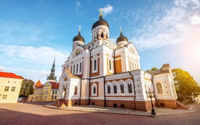 Alexandr Nevsky bažnyčia Taline