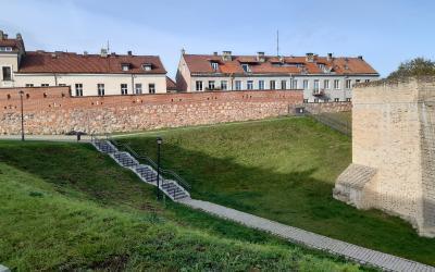 Gynybinė siena