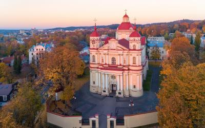 Šv. Petro ir Povilo bažnyčia